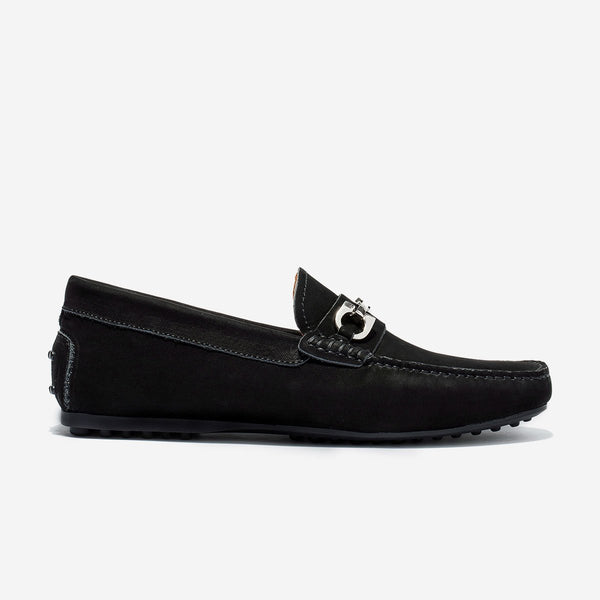 LOAFERS METAL SHOES BLACK - Top Loafers Shoes - OPP Official Store (OPP France)