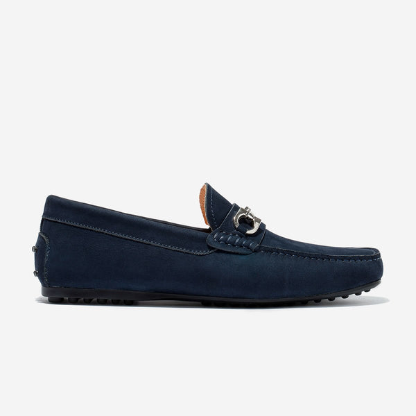 LOAFERS METAL SHOES BLUE - Top Loafers Shoes - OPP Official Store (OPP France)