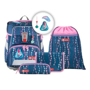 Step by Step Schulranzen Space 5tlg.Set Mermaid