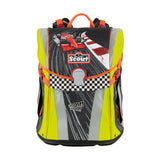Scout Schulranzen Sunny 4tlg.Set Red Racer