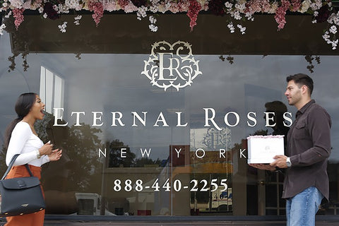Eternal Roses Location