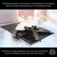 image of elegance message card