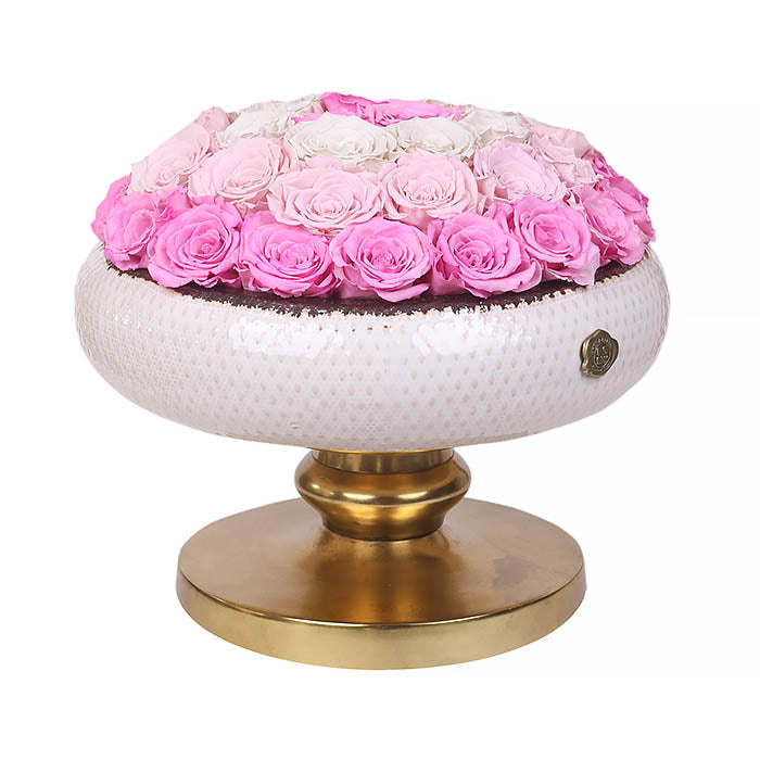 elegant rose arrangement decor that lasts for years