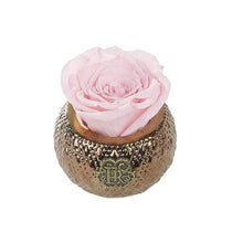 Eternal Roses® Centerpiece Blush Mini Soho Royal Eternal Luxury Rose