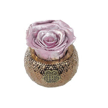 Eternal Roses® Centerpiece Ice Pink Mini Soho Royal Eternal Luxury Rose
