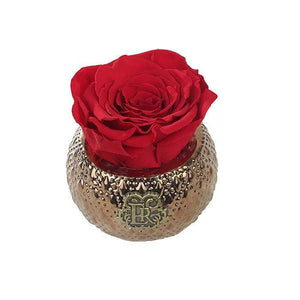 Eternal Roses® Centerpiece Scarlet Mini Soho Royal Eternal Luxury Rose