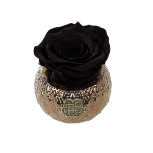 Eternal Roses® Centerpiece Midnight Mini Soho Royal Eternal Luxury Rose
