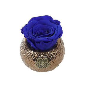 Eternal Roses® Centerpiece Azzure Mini Soho Royal Eternal Luxury Rose
