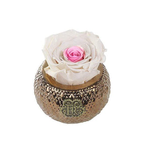 Eternal Roses® Centerpiece Peony Mini Soho Royal Eternal Luxury Rose