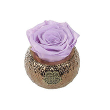 Eternal Roses® Centerpiece Lilac Mini Soho Royal Eternal Luxury Rose