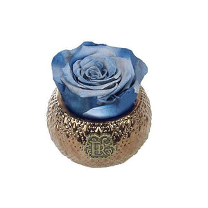 Eternal Roses® Centerpiece Denim Mini Soho Royal Eternal Luxury Rose