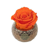 Eternal Roses® Centerpiece Sunset Mini Soho Royal Eternal Luxury Rose
