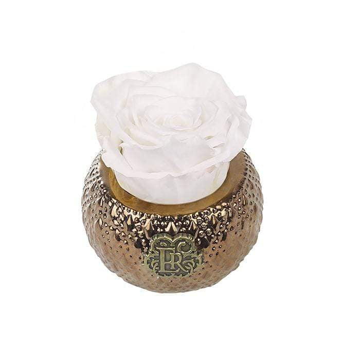 Eternal Roses® Centerpiece Frost Mini Soho Royal Eternal Luxury Rose