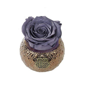 Eternal Roses® Centerpiece Stormy Mini Soho Royal Eternal Luxury Rose