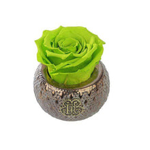 Eternal Roses® Centerpiece Mojito Mini Soho Steel Eternal Luxury Rose