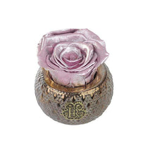 Eternal Roses® Centerpiece Mini Soho Steel Eternal Luxury Rose