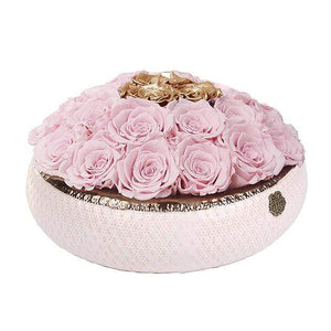 Eternal Roses® Centerpiece Soho Rose Arrangement In Cherish