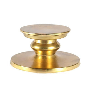 Eternal Roses® Display Stand Display Stand with Antique Brass Finish