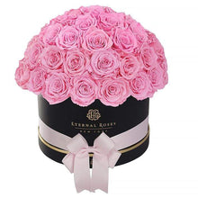 Eternal Roses® Black / Primrose Estella Gift Box
