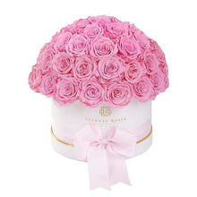 Eternal Roses® White / Primrose Estella Gift Box