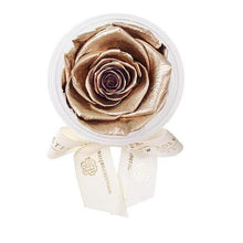 Eternal Roses® Gold Eternal Rose Party Favor