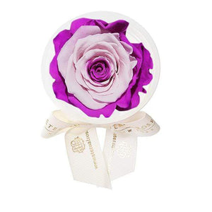 Eternal Roses® Fuschia Lily Eternal Rose Party Favor
