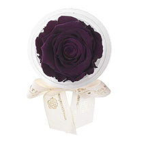 Eternal Roses® Plum Eternal Rose Party Favor