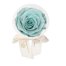 Eternal Roses® Pearly Tiffany Blue Eternal Rose Party Favor