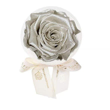 Eternal Roses® Antique Silver Eternal Rose Party Favor