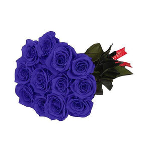 Eternal Roses® 12 Roses / Azzure Eternal Roses Bouquet-Local Pick up only