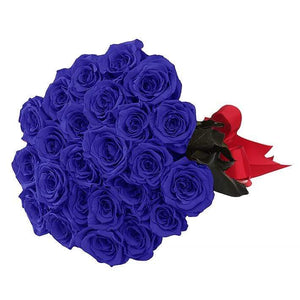 Eternal Roses® 24 Roses / Azzure Eternal Roses Bouquet-Local Pick up only