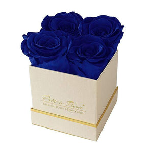 Eternal Roses® Gift Box Shimmery Gold / Azzure Lennox Gift Box