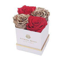 Eternal Roses® Gift Box White / Holiday Cheer Lennox Gift Box