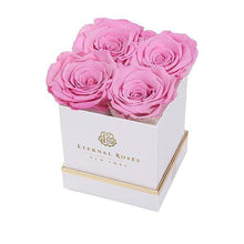 Eternal Roses® Gift Box White / Primrose Lennox Gift Box