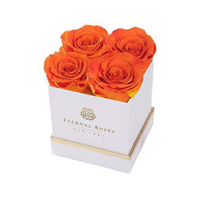 Eternal Roses® Gift Box White / Sunset Lennox Gift Box
