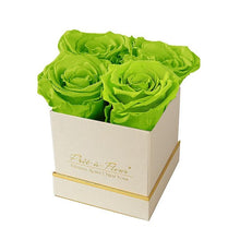 Eternal Roses® Gift Box Shimmery Gold / Mojito Lennox Gift Box
