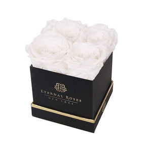 Eternal Roses® Gift Box Black / Frost Lennox Gift Box