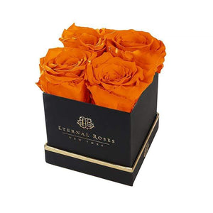 Eternal Roses® Gift Box Black / Sunset Lennox Gift Box