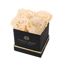 Eternal Roses® Gift Box Black / Champagne Lennox Gift Box