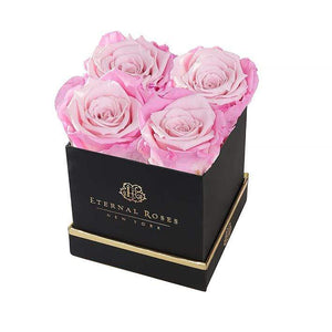 Eternal Roses® Gift Box Black / Rosette Lennox Gift Box
