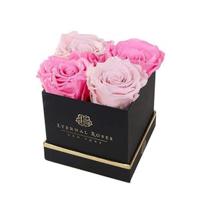 Eternal Roses® Gift Box Black / Harlequin Lennox Gift Box