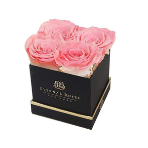 Eternal Roses® Gift Box Black / Amarylis Lennox Gift Box
