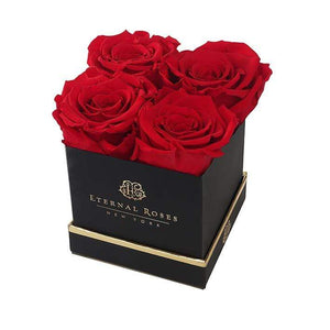 Eternal Roses® Gift Box Black / Scarlet Lennox Gift Box