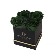 Eternal Roses® Gift Box Black / Wintergreen Lennox Gift Box
