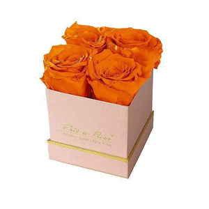 Eternal Roses® Gift Box Shimmery Pink / Sunset Lennox Small Gift Box - Shimmery Collection