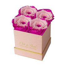 Eternal Roses® Gift Box Shimmery Pink / Fuschia Lily Lennox Small Gift Box - Shimmery Collection