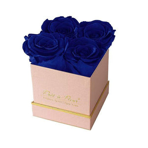 Eternal Roses® Gift Box Shimmery Pink / Azzure Lennox Small Gift Box - Shimmery Collection