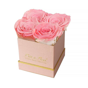 Eternal Roses® Gift Box Shimmery Pink / Amarylis Lennox Small Gift Box - Shimmery Collection