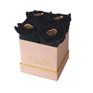 Eternal Roses® Gift Box Shimmery Pink / Starry Night Lennox Small Gift Box - Shimmery Collection