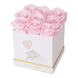 Eternal Roses® Gift Box Luna Eternal Baby® Rose Gift Box